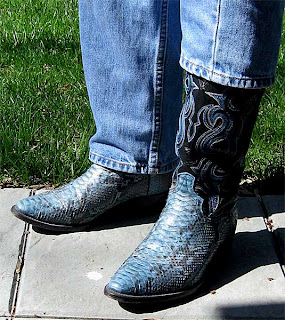 Bhd S Musings Rules For Cowboy Boots