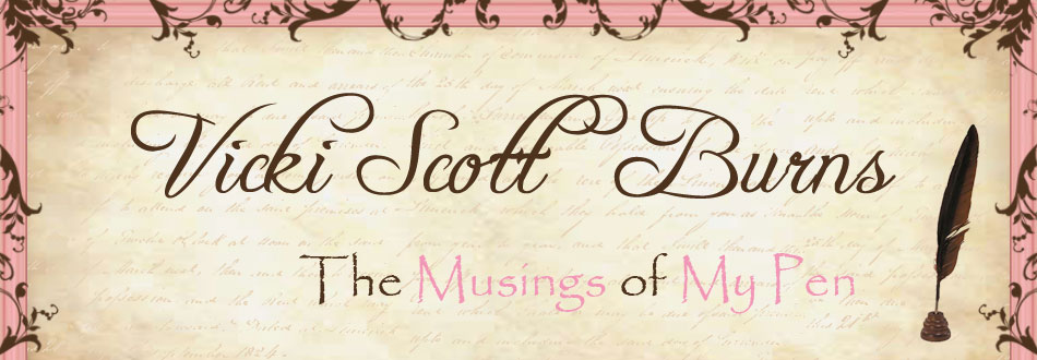 Vicki Scott Burns - Random Musings