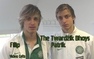 The Twardzik Bhoys: Filip and Patrik