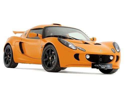Lotus Exige S model