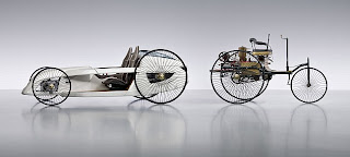 the first Benz Motor Car