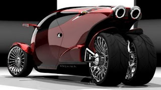 Proxima Car-Bike Hybrid