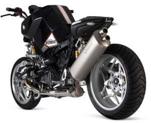 BMW D1200R  Motorcycle Prototype