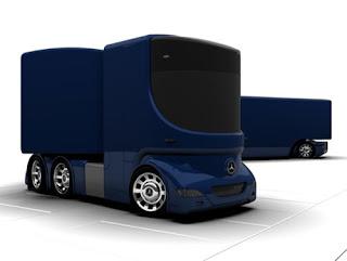 HST II  Truck Concept