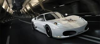 Calavera ferrari adındaki bu benzersiz süper otomobiller novitec