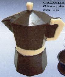 CAFFETTIERA DI CIOCCOLATO CM 15