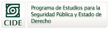 El Programa de Estudios para la Seguridad Pública y Estado de Derecho PESED
