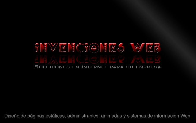 Invenciones Web