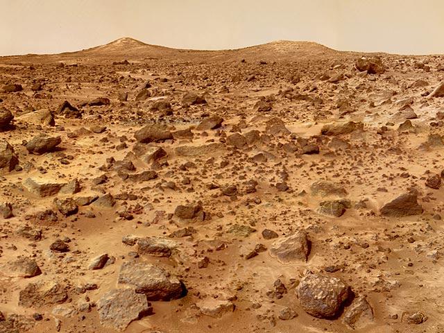 life on planet mars Photo