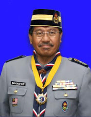 KETUA PENGAKAP NEGARA