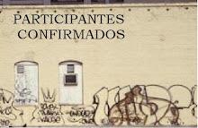 Participantes confirmados
