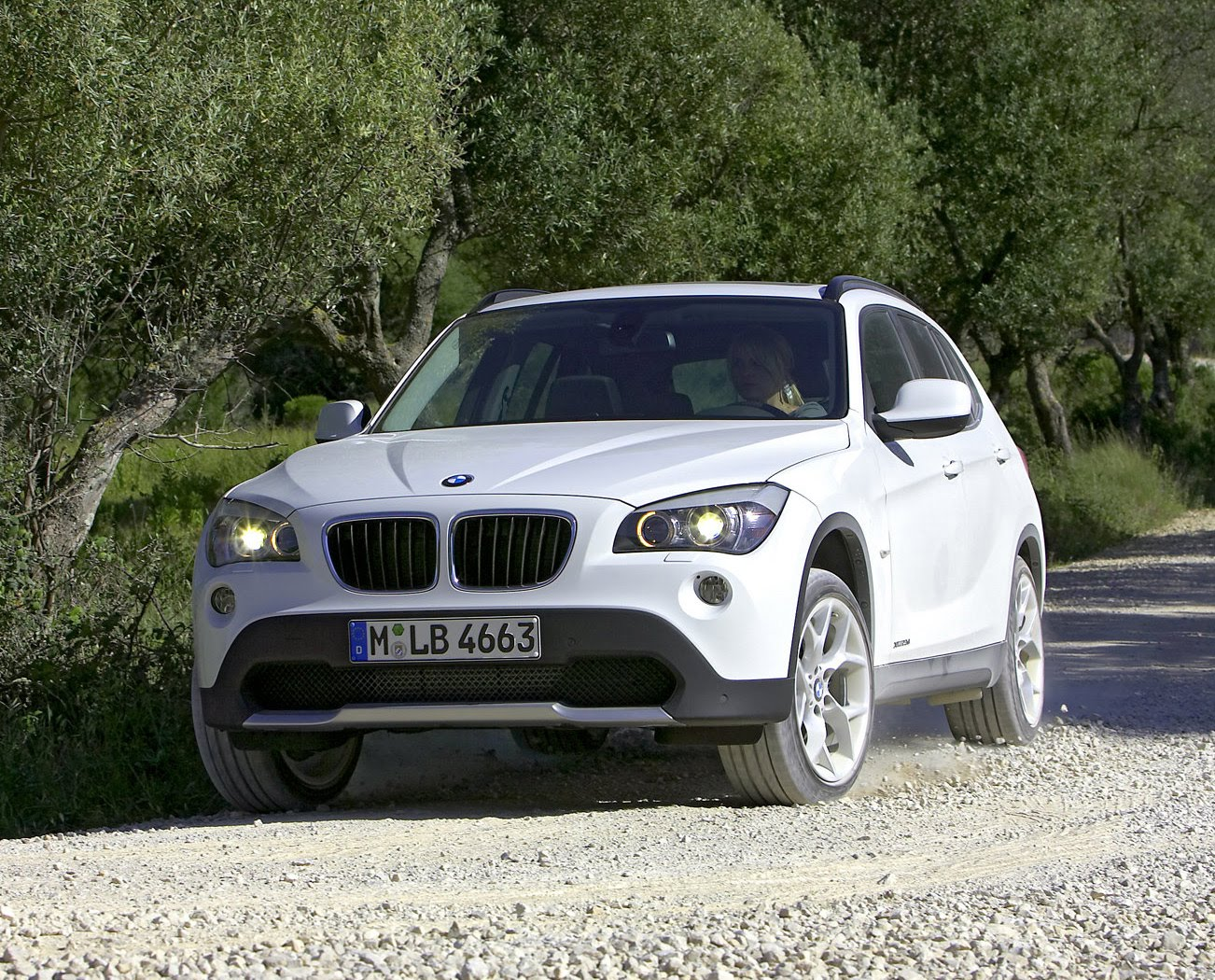 Autozone New Bmw X1 To Be Launched In January 2011