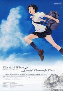 The Girl Who Leap Through Time..