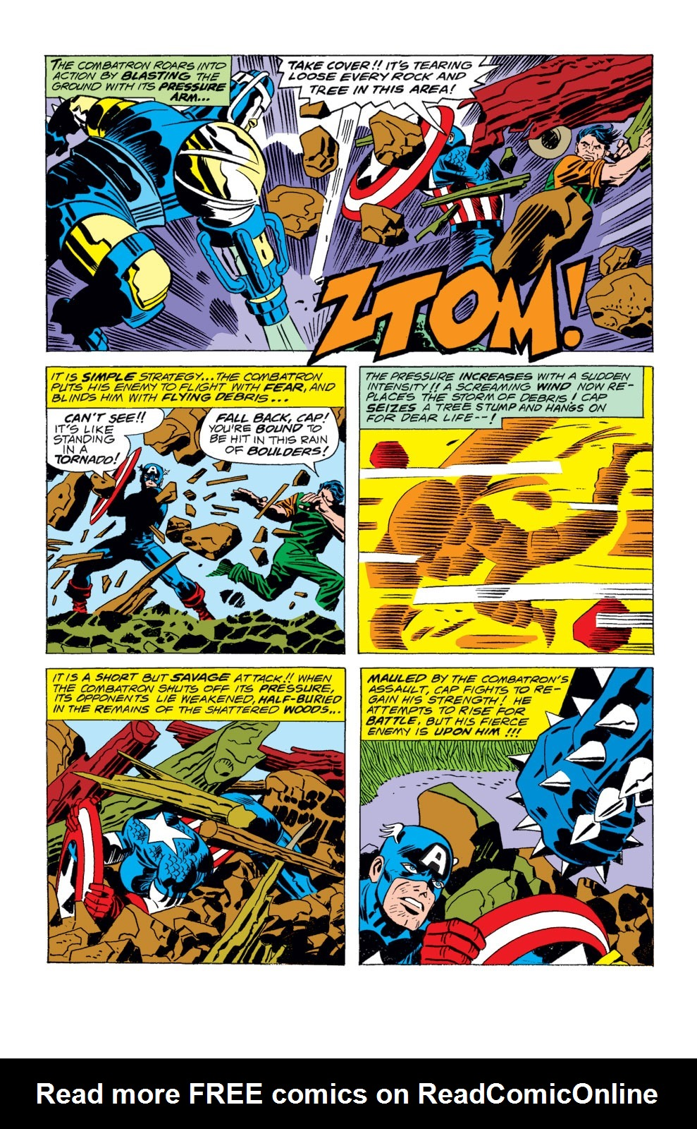 Captain America (1968) _Annual 3 #3 - English 10