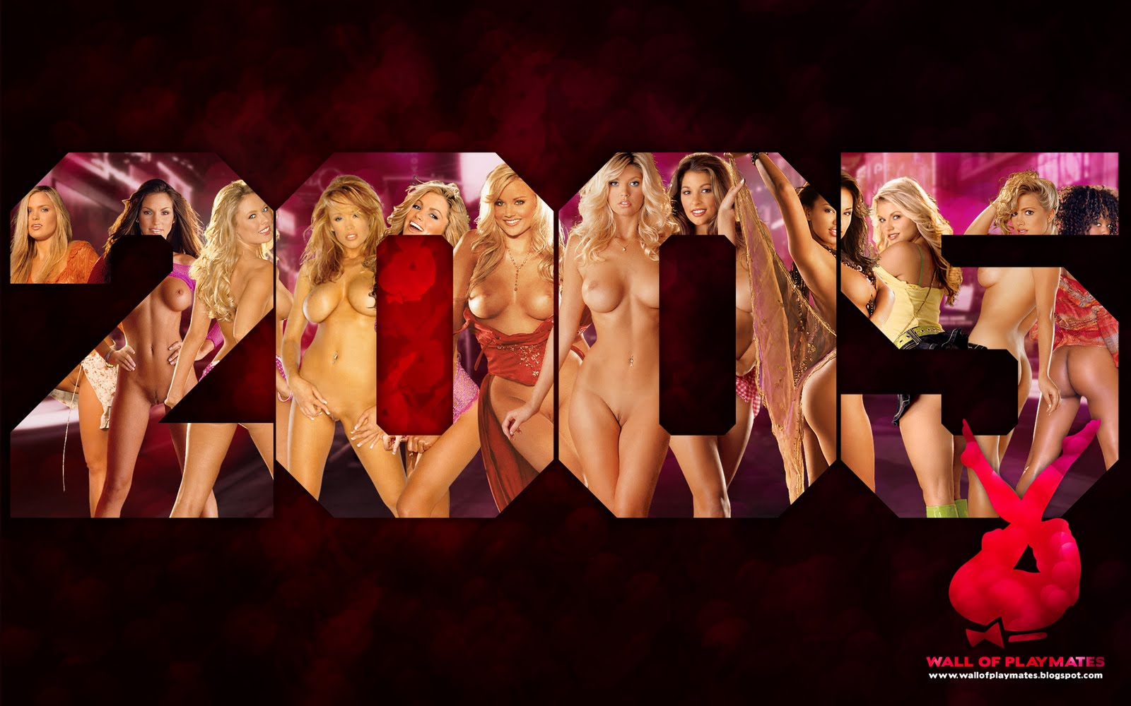 Wall Of Playmates Playmate Wallpapers