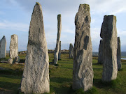 Outer Hebrides Ancient Stone Circle