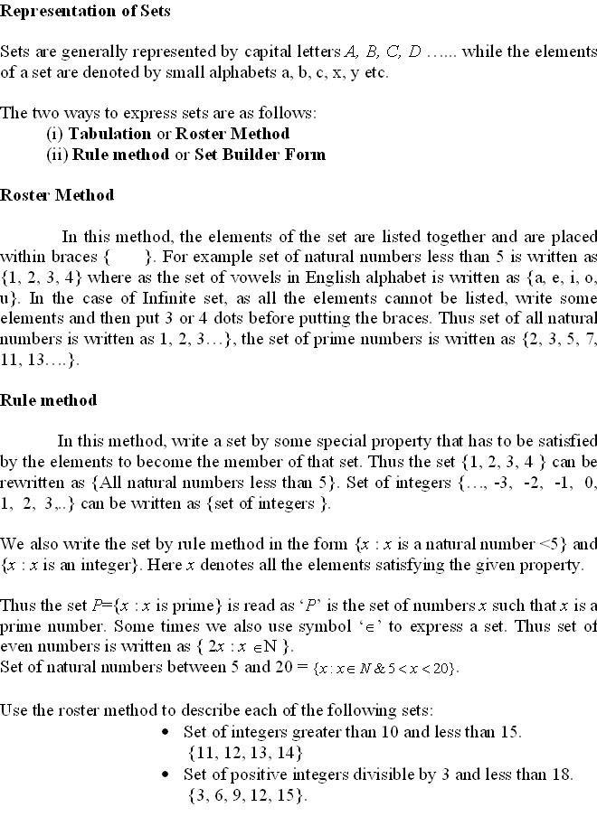 Mathematics Queries