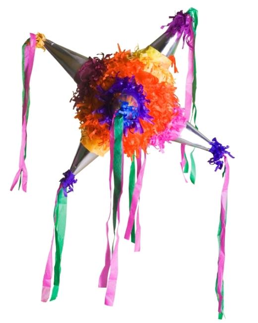 de regalo: su Gato Volador personal y una fabulosa piñata! Además de ...
