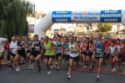 Marathon de Vannes 2010