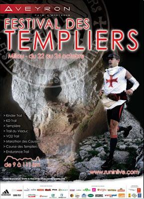 Affiche les Templiers 2010