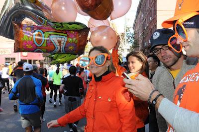 marathon de new york 2010 les spectateurs