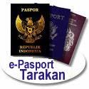 Kantor Imigrasi Tarakan Menerapkan Pembuatan Paspor Dengan Sistem E-Pasport - Ardiz Tarakan