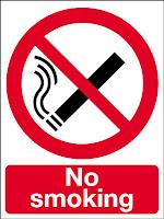 Stop Merokok… Sangat Berbahaya - Ardiz Tarakan