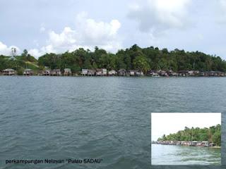 Wisata Borneo : Foto Wisata SEO Sadau Tarakan Island - Ardiz Sadau Tarakan Borneo