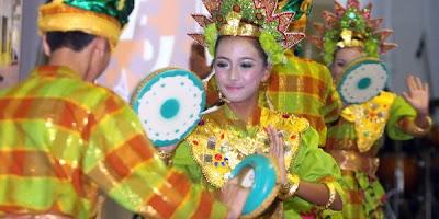 Festival Jepen, Wajah Melayu Islam dalam Tari Pergaulan - Tarakan Kaltim Borneo