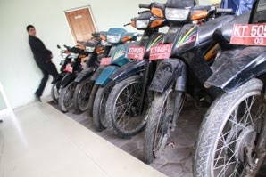 Pemkot Tarakan Segera Melelang Kendaraan Dinas - Borneo