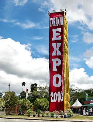 Tarakan Expo 2010 Inspirasi Bagi Indonesia - Borneo