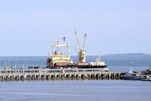 Malundung Tarakan Segera Jadi  Pelabuhan Internasional - Borneo
