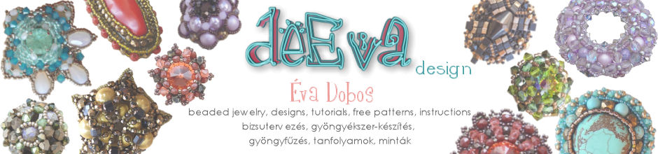 deEva  - beaded jewelry