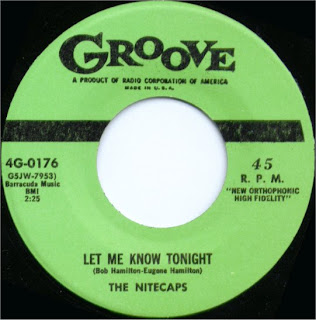 The Nitecaps - In Each Corner Of My Heart - Let Me Know Tonight
