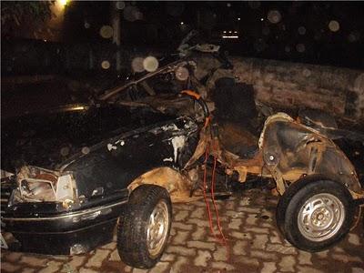 Grave acidente na PE-50 deixa dois mortos e quatro feridos