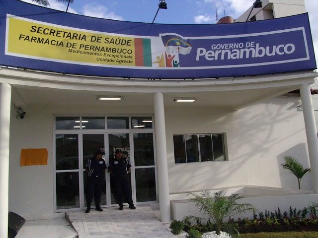 Limoeiro acaba de receber uma Unidade da Farmácia de Pernambuco