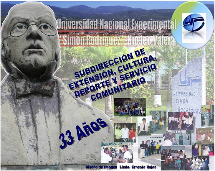SUBDIRECCION DE EXTENSIÓN UNESR VALERA