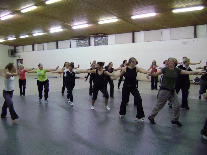 cours de fitness pour adultes