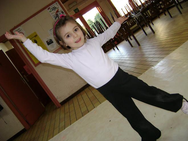 Alice ( danse créative 4/5 ans )