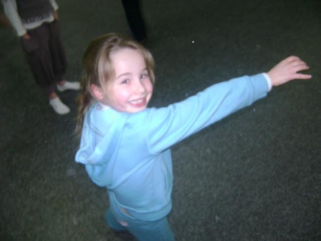 Ilona et son grand sourire