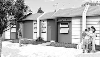 gambar rumah sehat on griya bunga: rumah sederhana sehat perum griyan