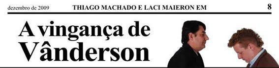 A Vingança de Vanderson