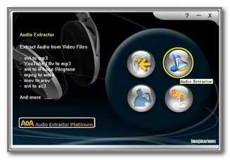 Extraer pistas de audio Aoa-audio-extractor