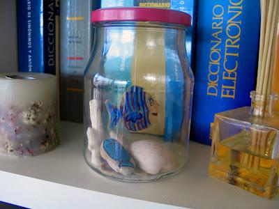 los peces de mi casa...
