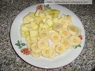 banane si mere