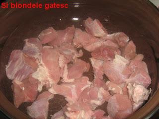 carne de vita pentru supa