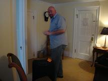 401 Stanley Hotel Room