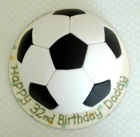 soccer ball cake. Soccer ball cake I made for my