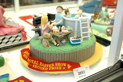 The Cupcake Gallery Blog: Sydney Royal Easter Show 2010 cake entries