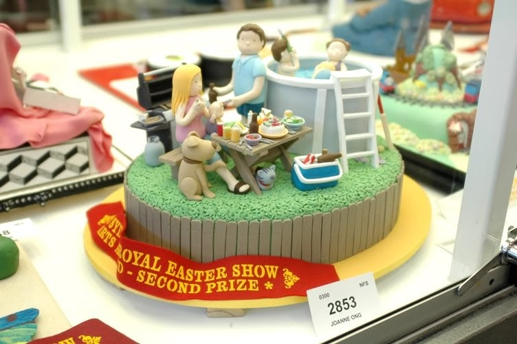Cake Decorating Expo : The Cupcake Gallery Blog: Sydney Royal Easter Show 2010 ...